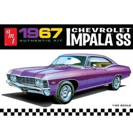 AMT 981 - 1/25 1967 Chevy Impala SS (Stock)
