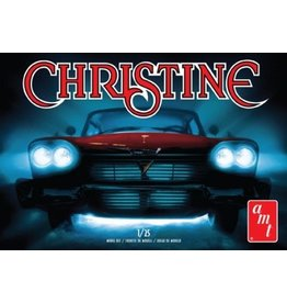 AMT 801M - 1/25 Christine 1958 Plymouth Fury - Red