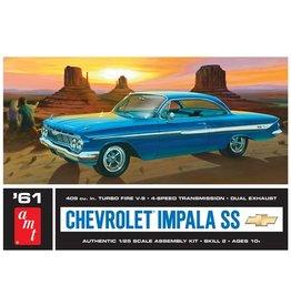 AMT 1013 - 1/25 1961 Chevy Impala SS