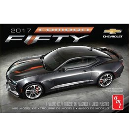 AMT 1035M - 1/25 2017 Chevy Camaro 50th Anniversary