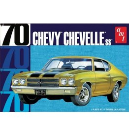 AMT 1143 - 1/25 1970 Chevy Chevelle SS