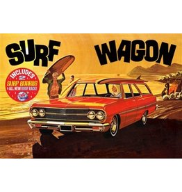 AMT 1131 - 1/25 1965 Chevy Chevelle Surf Wagon