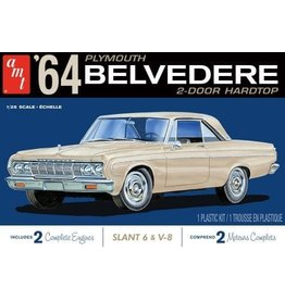 AMT 1188M - 1/25 1964 Plymouth Belvedere
