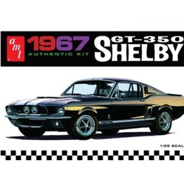 AMT 834 - 1/25 1967 Shelby GT350 - Black