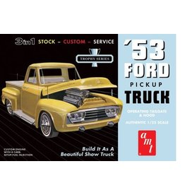 AMT 882 - 1/25 1953 Ford Pickup