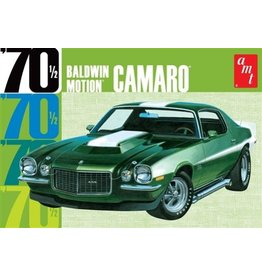 AMT 855 - 1/25 1970 Baldwin Motion Chevy Camaro - Dark Green