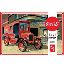 AMT 1024 - 1/25 1923 Ford Model T Delivery Truck (Coca-Cola)