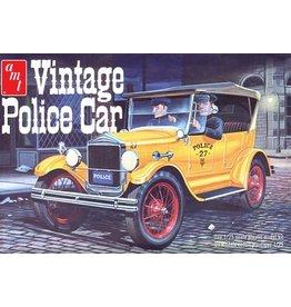 AMT 1182 - 1/25 1927 Ford Model T Vintage Police Car