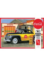 AMT 1197M - 1/25 1941 Plymouth Coupe (Coca-Cola)