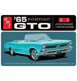 AMT 1191M - 1/25 1965 Pontiac GTO