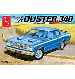 AMT 1118 - 1/25 1971 Plymouth Duster 340