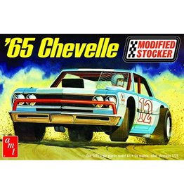 AMT 1177 - 1/25 1965 Chevy Chevelle Modified Stocker