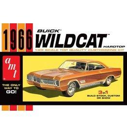 AMT 1175 - 1/25 1966 Buick Wildcat