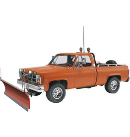 Revell 7222 - 1/24 GMC Pickup with Snow Plow