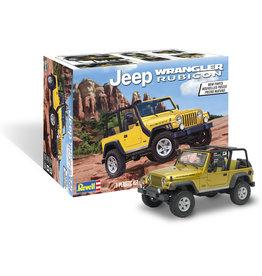 Revell 4501 - 1/25 Jeep Wrangler Rubicon