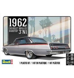 Revell 4466 - 1/25 1962 Chevy Impala Hardtop