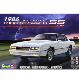 Revell 4496 - 1/24 1986 Chevy Monte Carlo SS