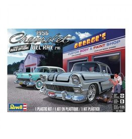 Revell 4504 - 1/25 1956 Chevy Del Ray 2n1