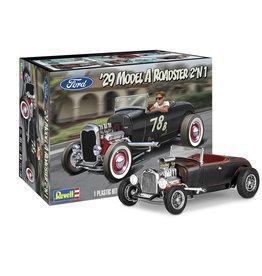 Revell 4463 - 1/25 1929 Model A Roadster 2n1