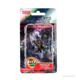 Wizkids D&D: IR: Prem: Dwarf Paladin (She/Her/They/Them)