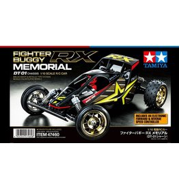 Tamiya 1/10 Fighter Buggy RX Memorial - DT-01 Chassis Kit
