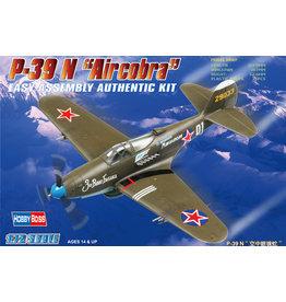 Hobby Boss 80234 - 1/72 American P-39N Aircobra