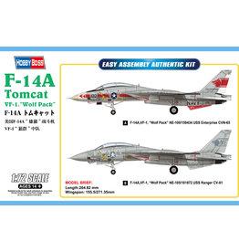 Hobby Boss 80279 - 1/72 F-14A Tomcat