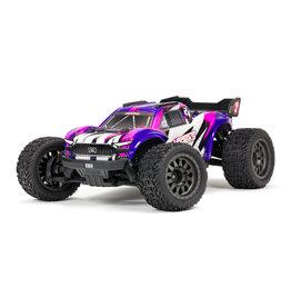Arrma 1/10 VORTEKS 4X4 3S BLX Stadium Truck RTR - Purple