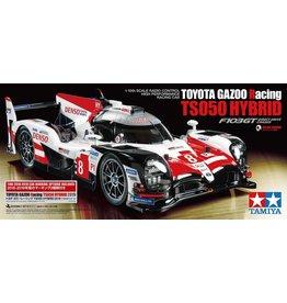 Tamiya 1/10 Toyota Gazoo Racing TS050 - F103GT Chassis Kit