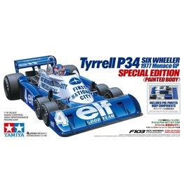 Tamiya 1/10 1977 Monaco GP Tyrrell P34 SE - F103 Chassis Kit