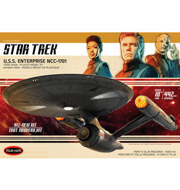 Polar Lights 973M - 1/1000 Star Trek Discovery U.S.S. Enterprise