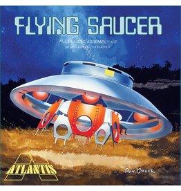 Atlantis A256 - 1/72 The Flying Saucer UFO Model Kit