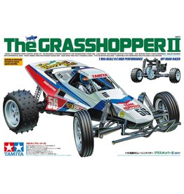 Tamiya 1/10 The Grasshopper II 2017 Kit