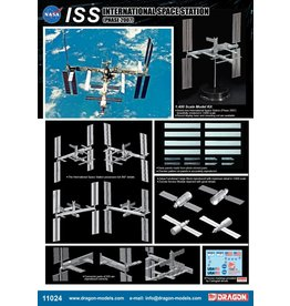 Dragon Models 11024 - 1/400 NASA International Space Station Phase 2007