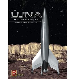 Pegasus Hobbies 9111 - 1/144 Luna Rocketship