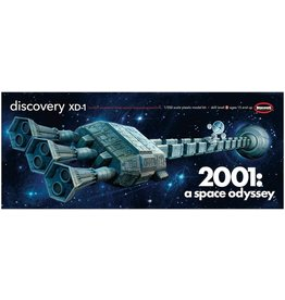 Moebius Models 20018 - 1/350 2001: A Space Odyssey Discovery XD-1