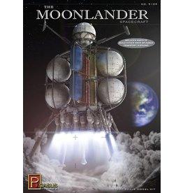 Pegasus Hobbies 9109 - 1/350 The Moonlander Spacecraft