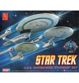AMT 660L - 1/2500 Star Trek U.S.S. Enterprise Starship