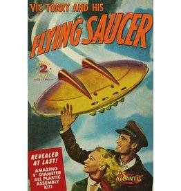 Atlantis 1009 - Vic Torrey and His Flying Saucer