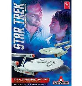 AMT 913 - 1/650 & 1/1000 U.S.S. Enterprise NCC-1701
