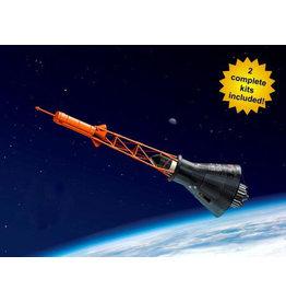 Horizon Models 2003 - 1/72 Mercury Spacecraft - 2 Kits