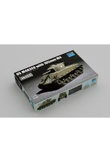 Trumpeter 7168 - 1/72 US M4A3E8 with 105mm M4