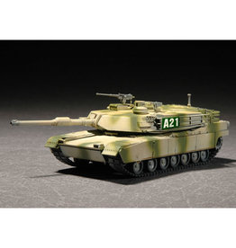 Trumpeter 7279 - 1/72 M1A2 Abrams MBT