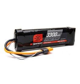 Spektrum SPMX33007C3 - 8.4V 3300mAh 7-Cell Smart NiMH Battery: IC3
