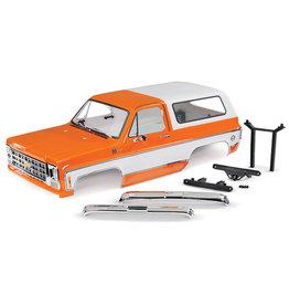 Traxxas 8130X - Chevrolet Blazer 1979 Body - Orange