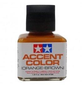 Tamiya 87209 - Panel Line Accent Color Orange Brown
