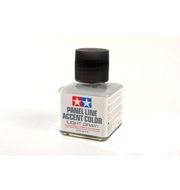 Tamiya 87189 - Panel Line Accent Color Light Gray