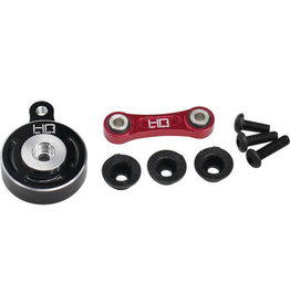 Hot Racing HRAATF48SH02 - Fixed Link Steering Servo Saver: ARRMA 1/10 4WD
