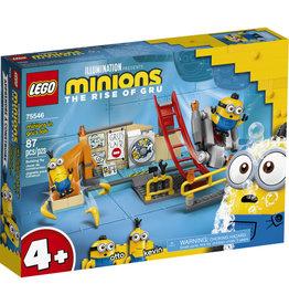 Lego 75546 - Minions in Gru's Lab