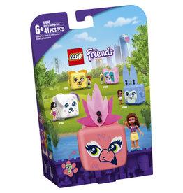 Lego 41662 - Olivia's Flamingo Cube